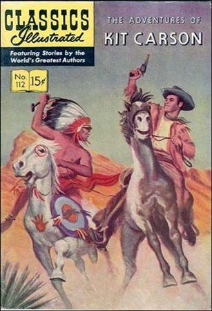 Classic Comics/Classics Illustrated 112-A