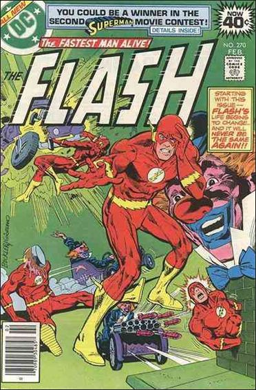 Flash (1959) 270-A by DC