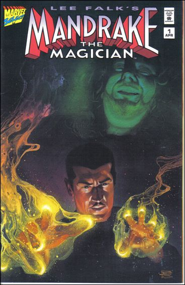Mandrake the Magician (1995) 1-A by Marvel