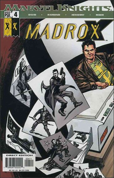 Madrox 4-A by Marvel