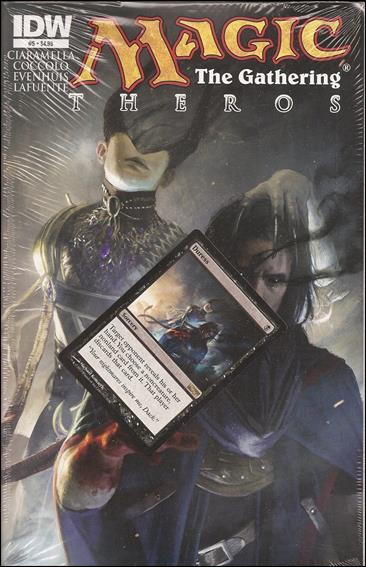 Magic: The Gathering - Theros 5-A by IDW