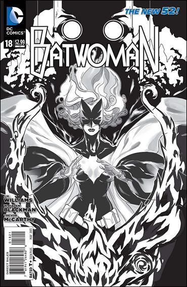 Batwoman 18-B by DC