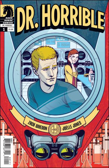Dr. Horrible 1-B by Dark Horse