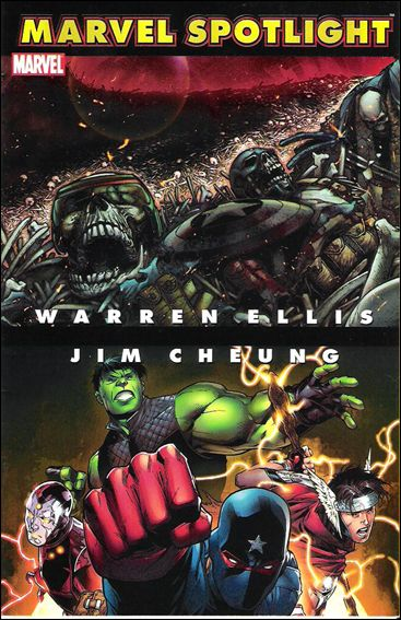 Marvel Spotlight: Warren Ellis/Jim Cheung nn-A by Marvel
