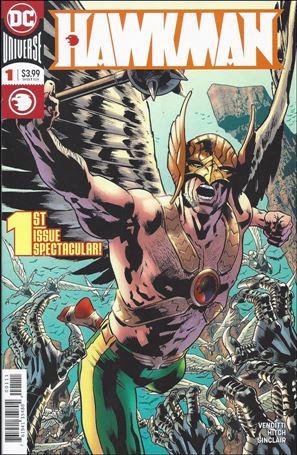 Hawkman (2018) 1-A