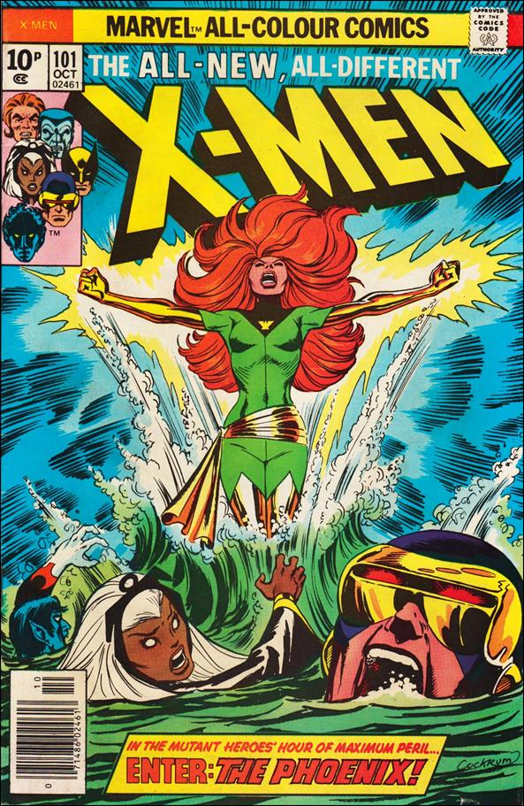 X-Men (1963) 101-B by Marvel