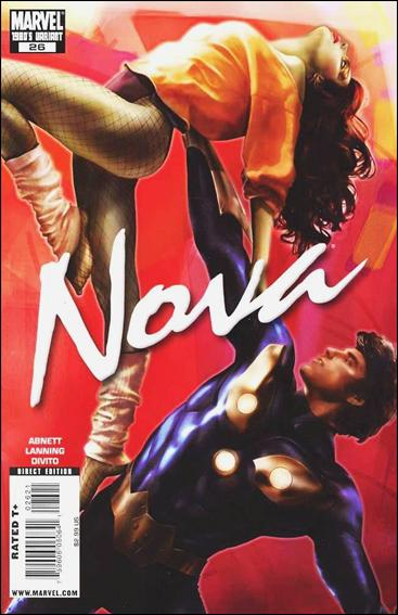 Nova (2007) 26-B by Marvel