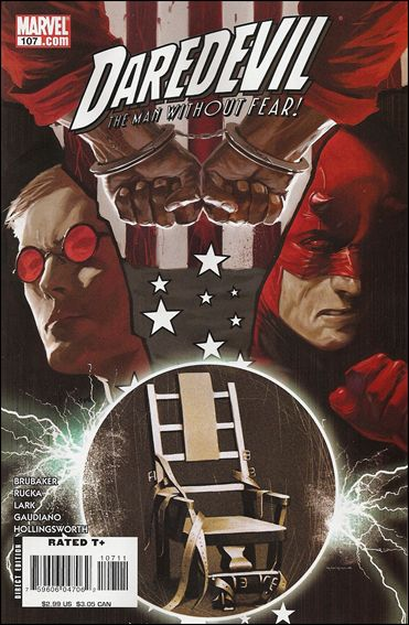 Daredevil (1998) 107-A by Marvel
