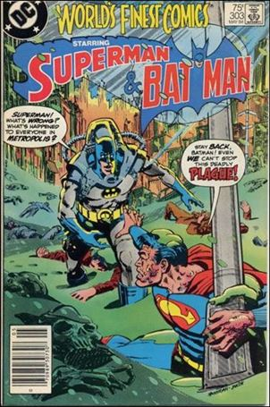 World's Finest Comics 303-A