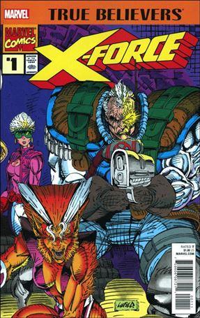 X-Force (1991) 1-I