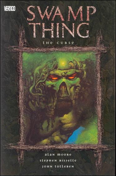 Swamp Thing (1987) 3-D by Vertigo