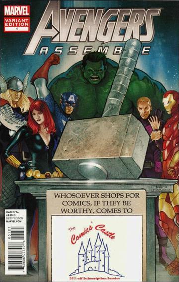 Avengers Assemble (2012) 1-ME by Marvel