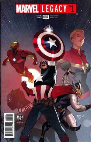 Marvel Legacy 1-S
