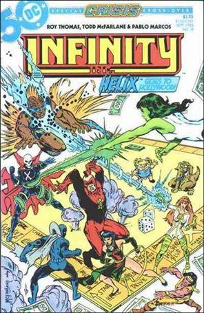 Infinity Inc. (1984) 18-A