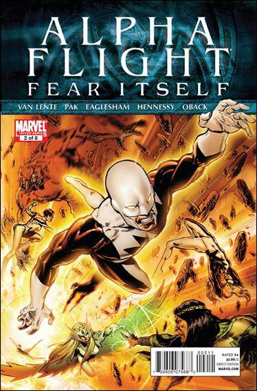 Alpha Flight (2011) 2-A by Marvel