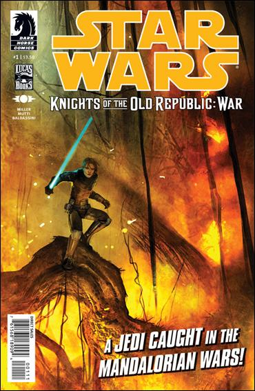 Star Wars: Knights of the Old Republic - War 1-A by Dark Horse