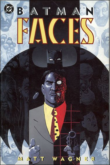 Batman: Faces nn-A by DC