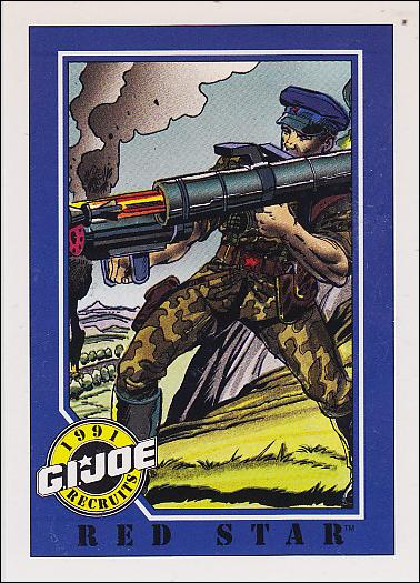 G.I. Joe (Base Set) 129-A by Impel