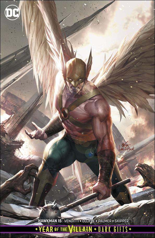 Hawkman (2018) 15-B by DC