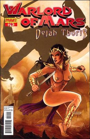 Warlord of Mars: Dejah Thoris 14-A