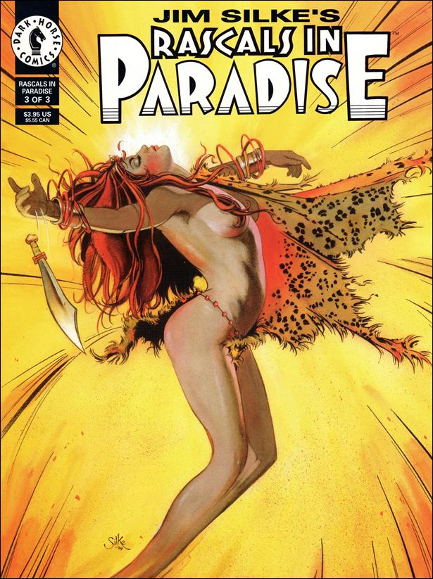 Rascals in Paradise 3-A by Dark Horse