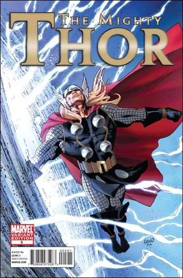 Mighty Thor (2011) 5-B by Marvel