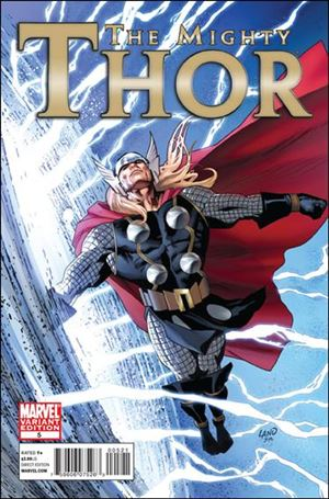 Mighty Thor (2011) 5-B