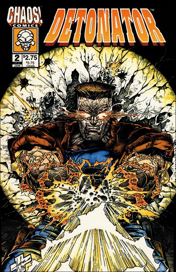 Detonator (1994) 2-A by Chaos! Comics