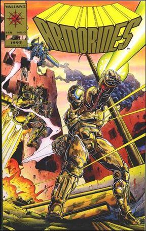 Armorines (1993) 0-B
