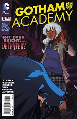 Gotham Academy 6-A