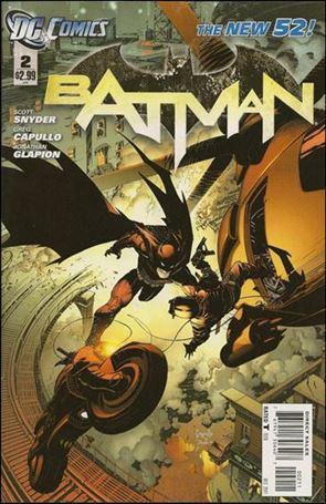 Batman (2011) 2-A