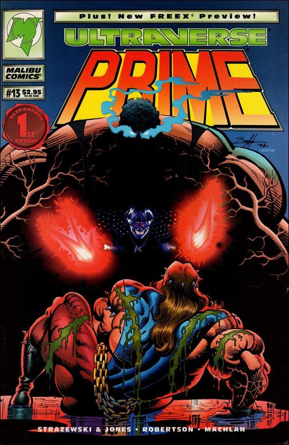 Prime (1993) 13-A by Malibu