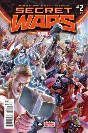 Secret Wars 2-A