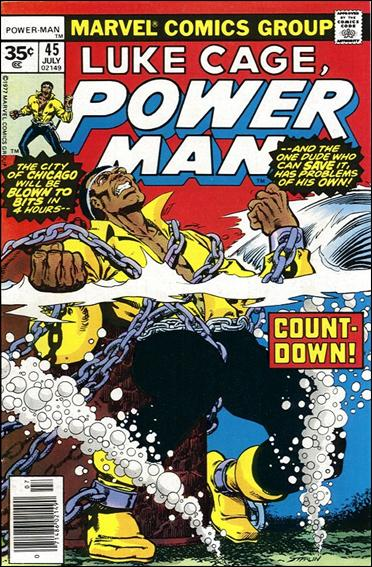 Power Man 45-B by Marvel