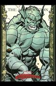 2007 Marvel Masterpieces (Parallel Gold Border Base Set) 2-A