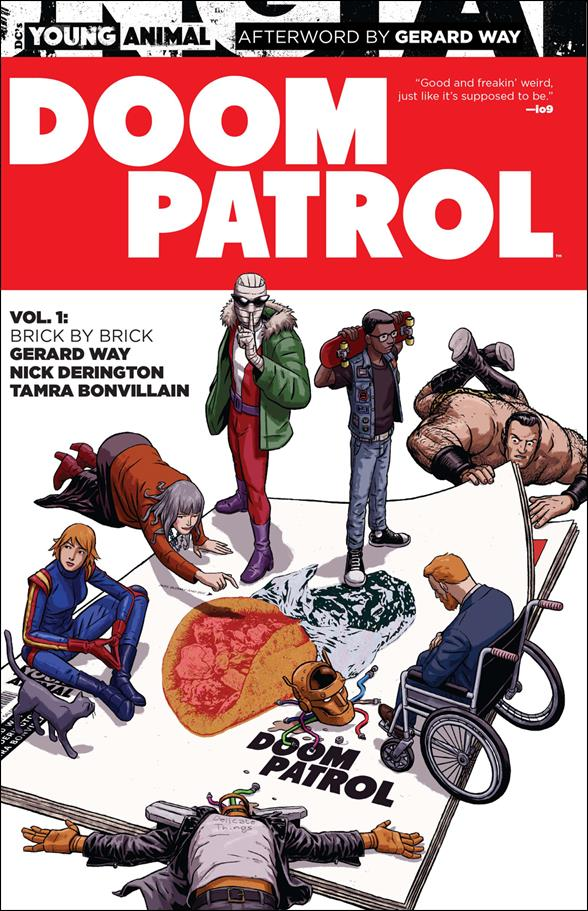 Doom Patrol 1-A by DC's Young Animal