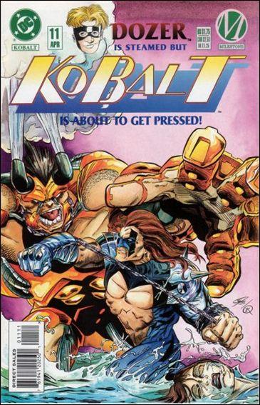 Kobalt 11-A by Milestone