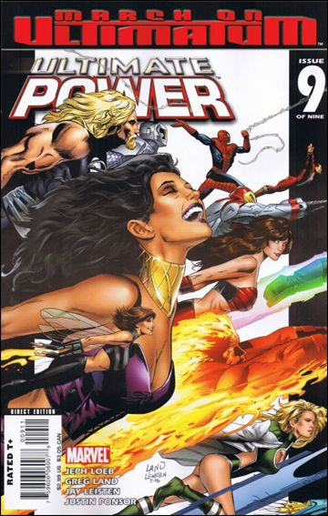 Ultimate Power 9-A by Marvel