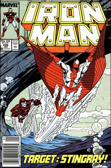 Iron Man (1968) 226-A by Marvel