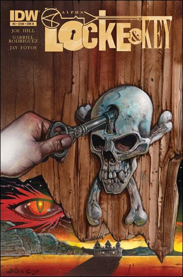 Locke & Key: Alpha 2-B by IDW