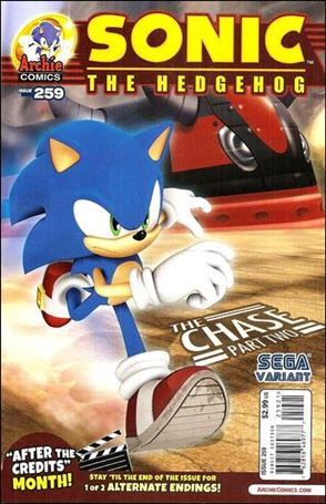 Sonic the Hedgehog (1993) 259-C