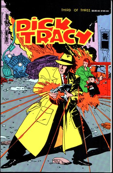 Dick Tracy (1990) 3-A by Disney