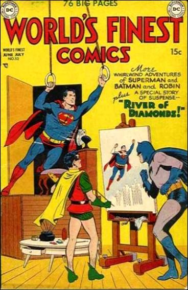 World's Finest Comics 52-A by DC