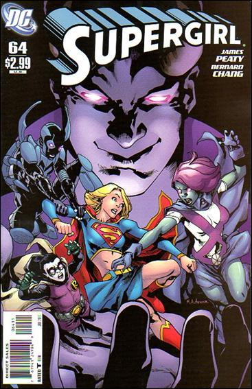 Supergirl (2005) 64-A by DC