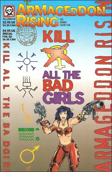 Armageddon Rising 1-A by Millennium