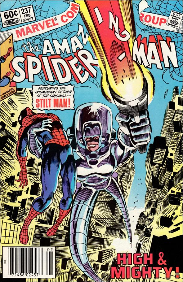 Amazing Spider-Man (1963) 237-A by Marvel