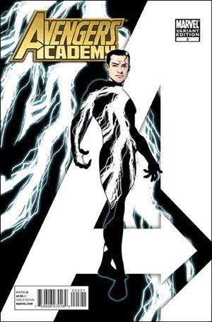 Avengers Academy 5-C