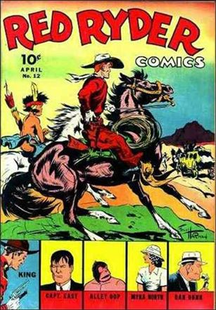 Red Ryder Comics 12-A