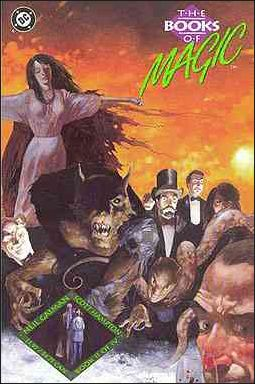 Books of Magic (1990) 2-A by DC