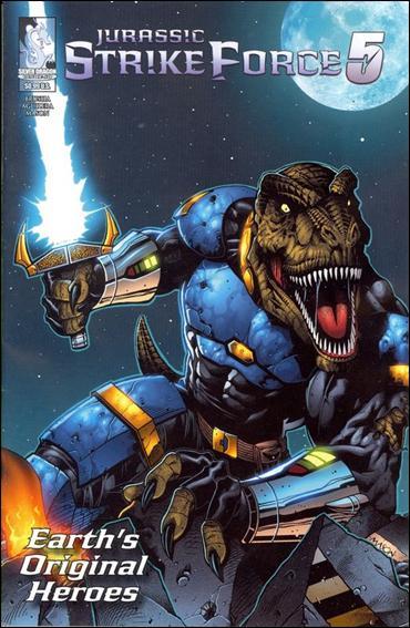 Jurassic Strike Force 5 0-A by Zenescope Entertainment